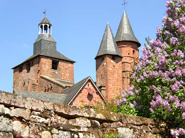 Collonges-la -Rouge