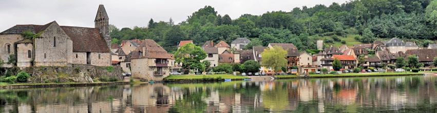 Beaulieu sur Dordogne.